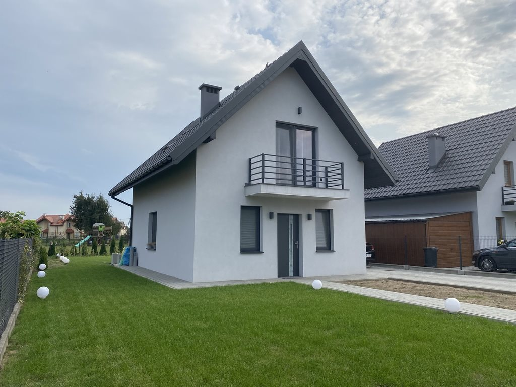 Dom na sprzedaż Niepołomice, Powiśle  78m2 Foto 1