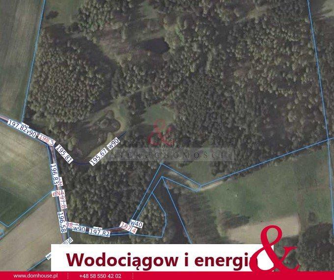 Działka rolna na sprzedaż Łebno  81414m2 Foto 10