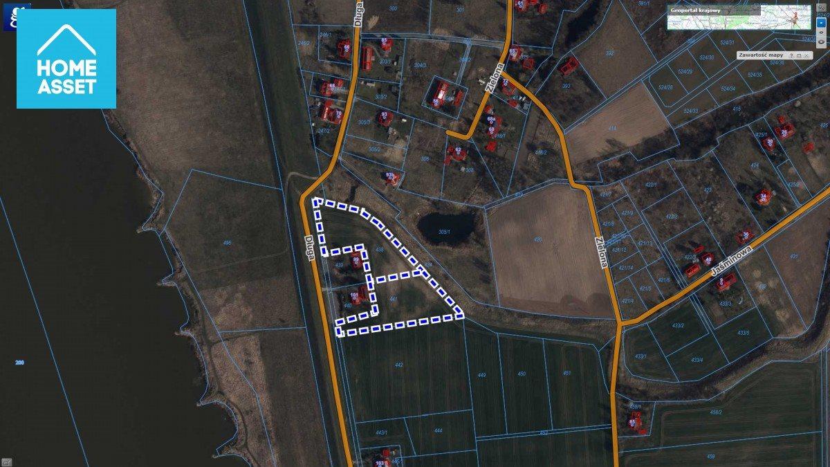 Działka siedliskowa na sprzedaż Drewnica, Długa  5900m2 Foto 2