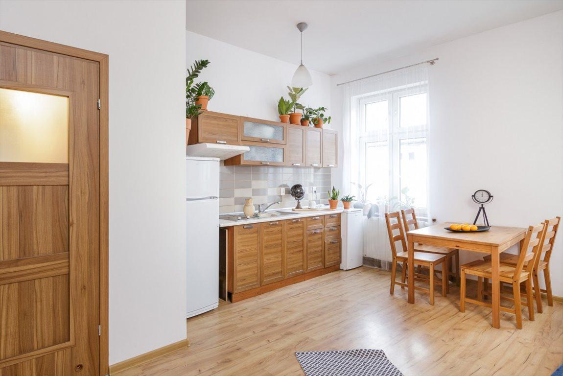 Mieszkanie trzypokojowe na sprzedaż Wrocław, Śródmieście, Stefana Żeromskiego  88m2 Foto 2