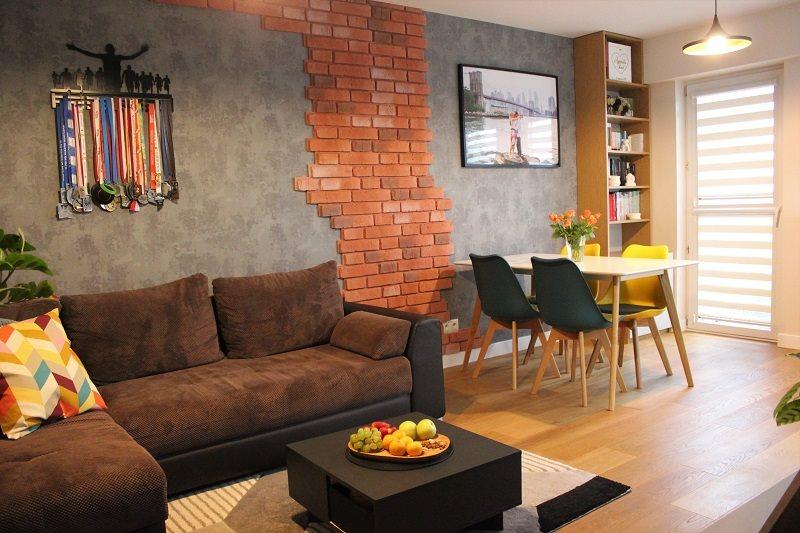 Mieszkanie dwupokojowe na sprzedaż Warszawa, Mokotów, Służewiec, Bokserska  42m2 Foto 3