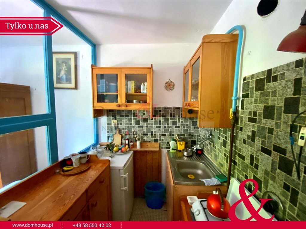 Mieszkanie dwupokojowe na sprzedaż Gdańsk, Oliwa, Piotra Michałowskiego  36m2 Foto 6