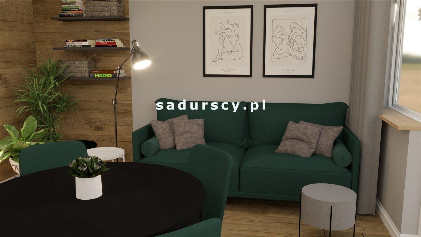 Mieszkanie czteropokojowe  na sprzedaż Kraków, Bieżanów-Prokocim, Bieżanów, Mała Góra  62m2 Foto 2