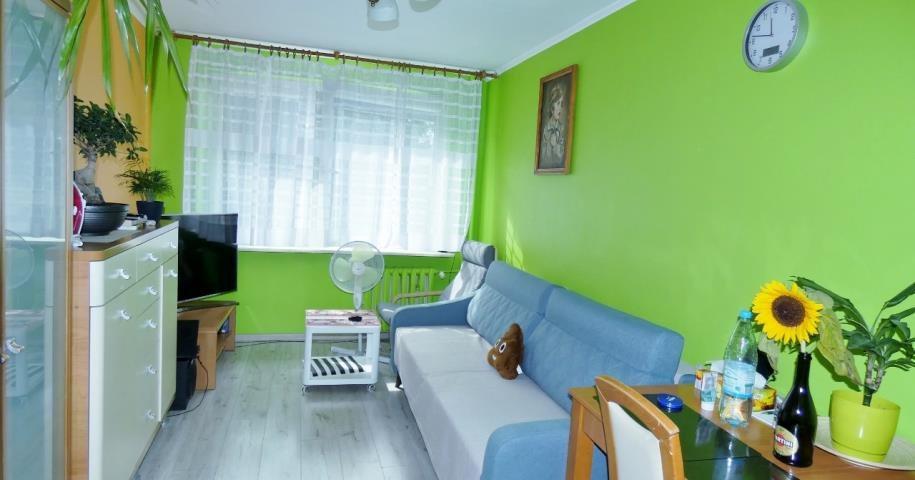 Mieszkanie dwupokojowe na sprzedaż Kraków, Nowa Huta, Bieńczyce, os. Strusia  37m2 Foto 4