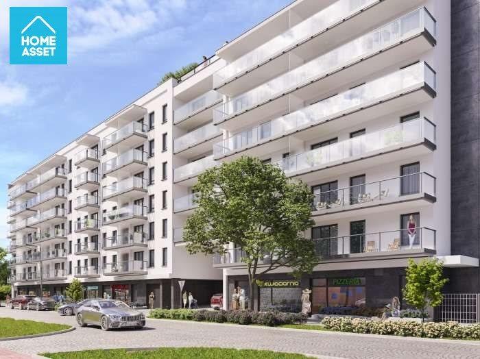 Mieszkanie trzypokojowe na sprzedaż Gdańsk, Letnica, Starowiejska  54m2 Foto 3