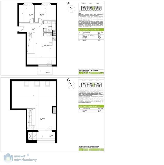 Mieszkanie czteropokojowe  na sprzedaż Konstancin-Jeziorna, Warszawska  120m2 Foto 7
