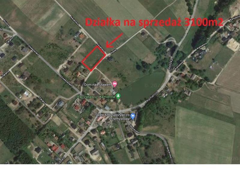 Działka inna na sprzedaż Zbychowo, Kawle  3100m2 Foto 1