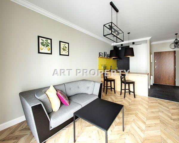 Mieszkanie dwupokojowe na wynajem Katowice, Muchowiec  45m2 Foto 3