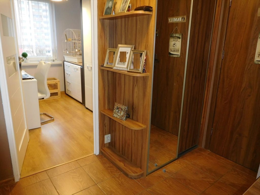 Mieszkanie trzypokojowe na sprzedaż Leszno, Grunwaldzka  47m2 Foto 8