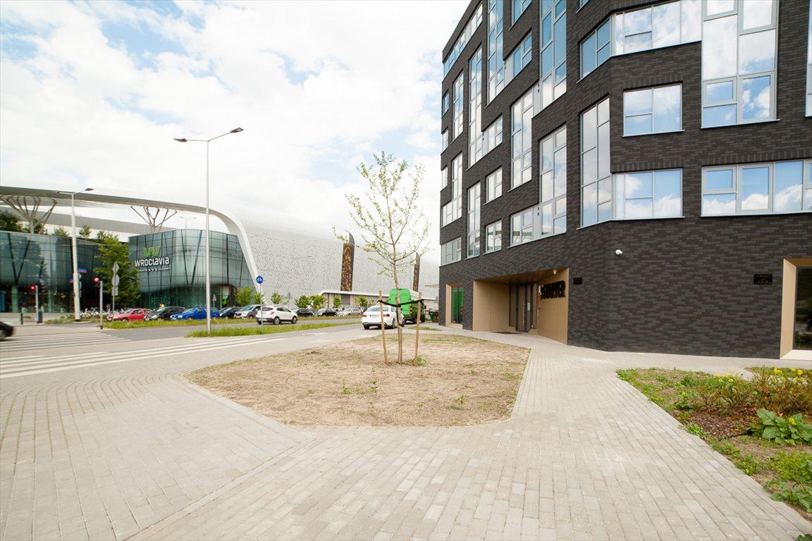 Kawalerka na wynajem Wrocław, południe, Dyrekcyjna 1  17m2 Foto 13