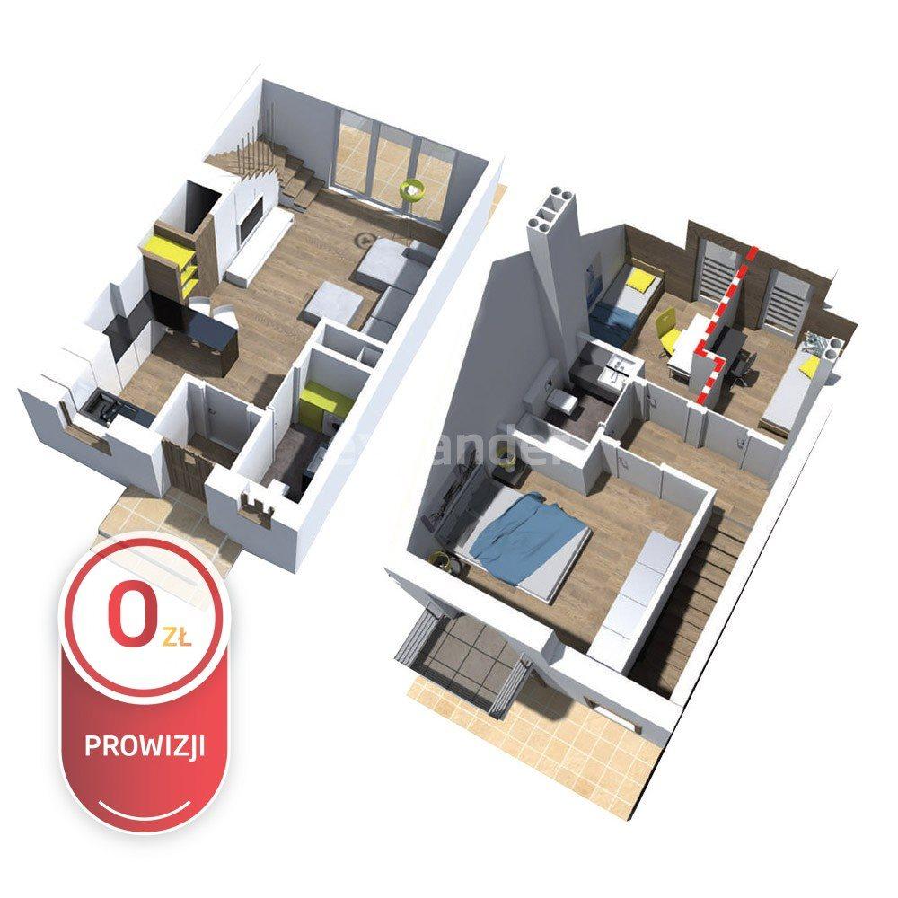 Dom na sprzedaż Błażejewo, Osiedle Przylesie  74m2 Foto 2