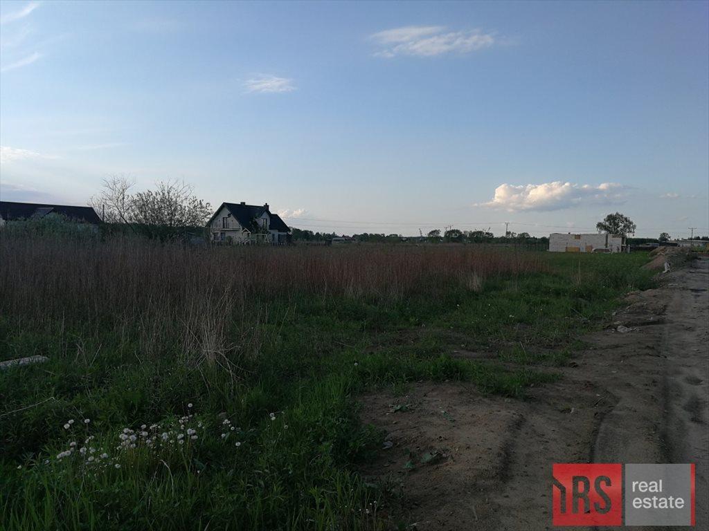 Działka budowlana pod dzierżawę Radzymin, Leśna  1000m2 Foto 3