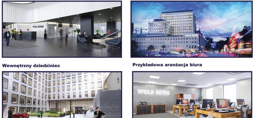 Lokal użytkowy na wynajem Warszawa, Wola, WOLA RETRO  910m2 Foto 3