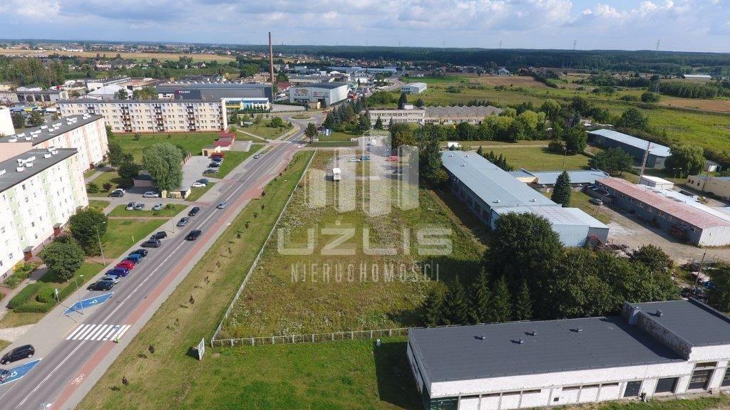 Działka komercyjna pod dzierżawę Starogard Gdański, Zielona  2900m2 Foto 2
