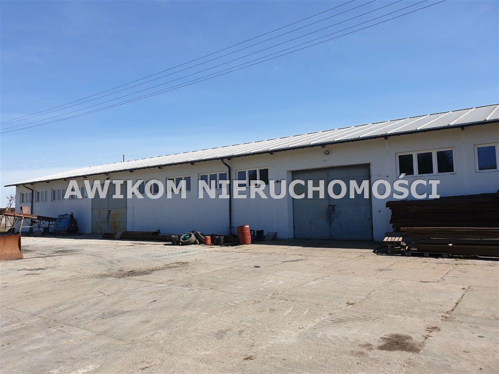 Lokal użytkowy na sprzedaż Teresin  6975m2 Foto 1