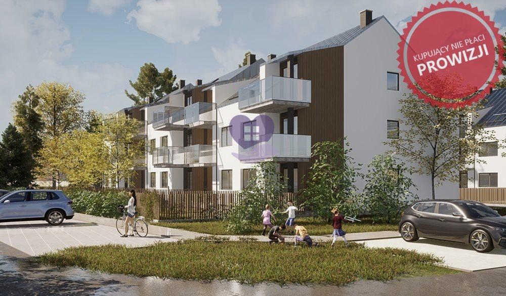 Mieszkanie dwupokojowe na sprzedaż Ełk, Ogrodowa  48m2 Foto 1