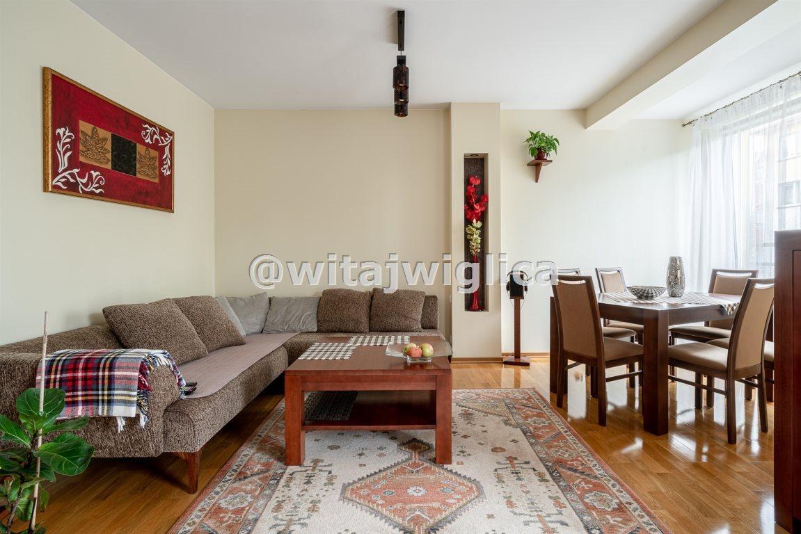 Mieszkanie trzypokojowe na sprzedaż Wrocław, Psie Pole, Karłowice, Obornicka  82m2 Foto 4