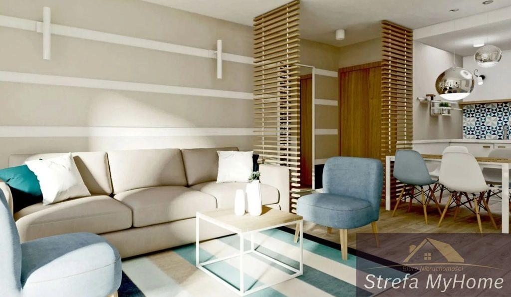 Mieszkanie dwupokojowe na sprzedaż Pobierowo  43m2 Foto 3