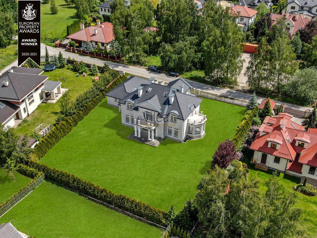 Dom na sprzedaż Warszawa, Wilanów  702m2 Foto 2