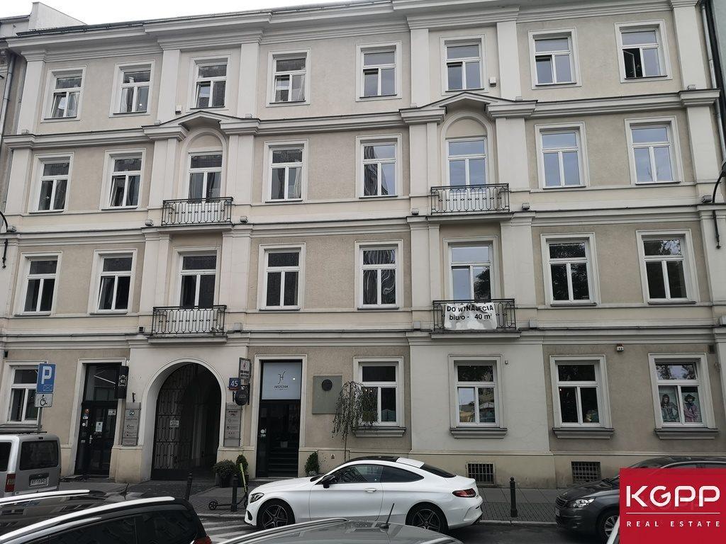 Lokal użytkowy na wynajem Warszawa, Śródmieście, Żurawia  223m2 Foto 1