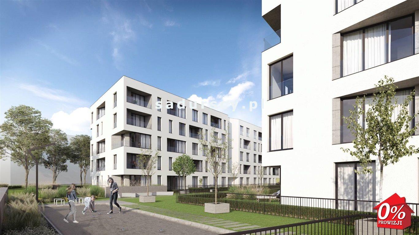 Mieszkanie dwupokojowe na sprzedaż Kraków, Podgórze, Płaszów, Przewóz - okolice  42m2 Foto 4