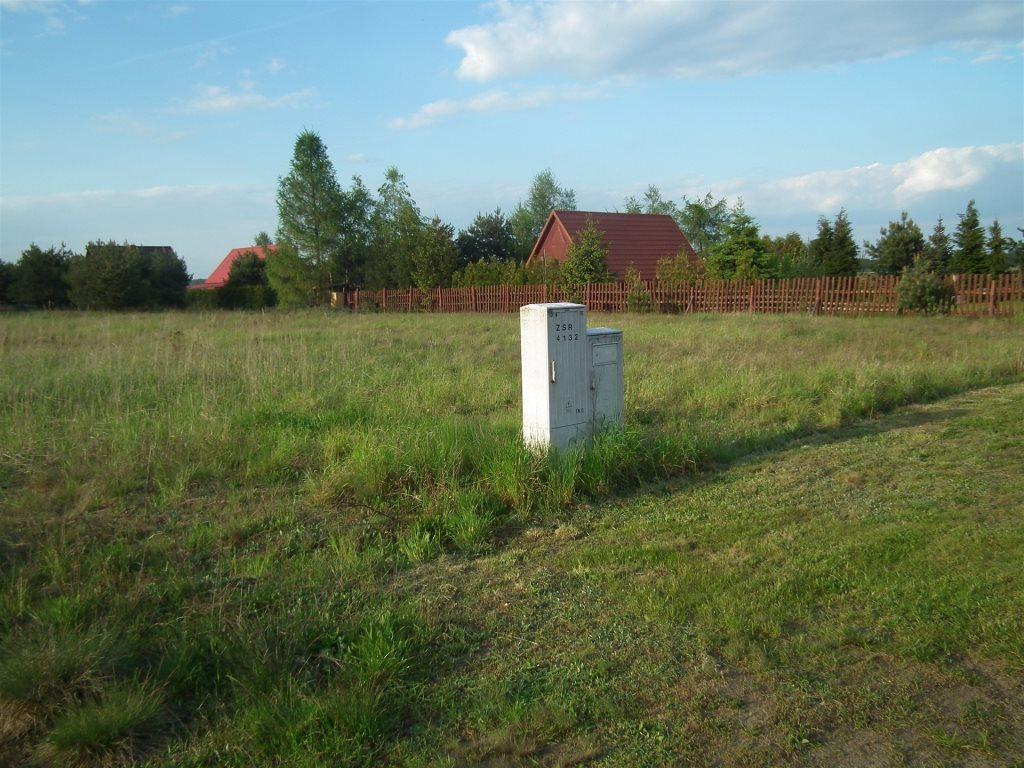 Działka budowlana na sprzedaż Cielętniki, Ogrodowa  1096m2 Foto 2