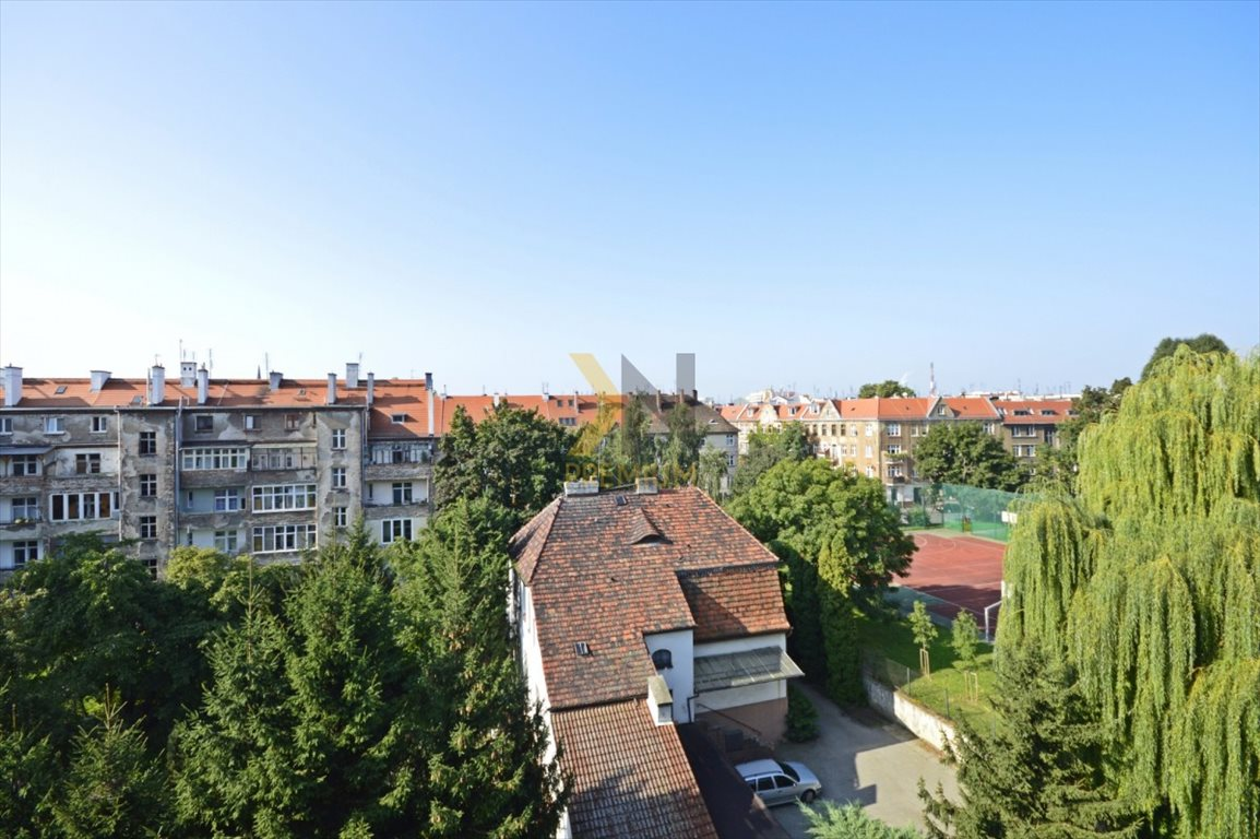 Mieszkanie trzypokojowe na sprzedaż Wrocław, Śródmieście, Augusta Mosbacha  63m2 Foto 4