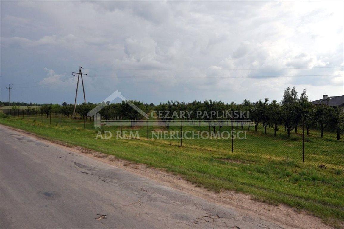 Działka budowlana na sprzedaż Sławacinek Nowy  8711m2 Foto 2