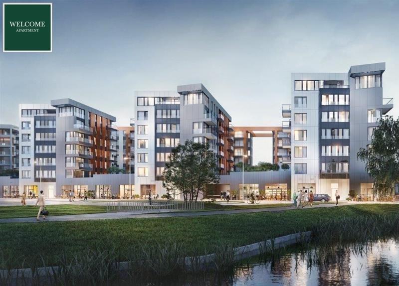 Mieszkanie dwupokojowe na sprzedaż Gdańsk, Śródmieście, Stara Stocznia  55m2 Foto 3