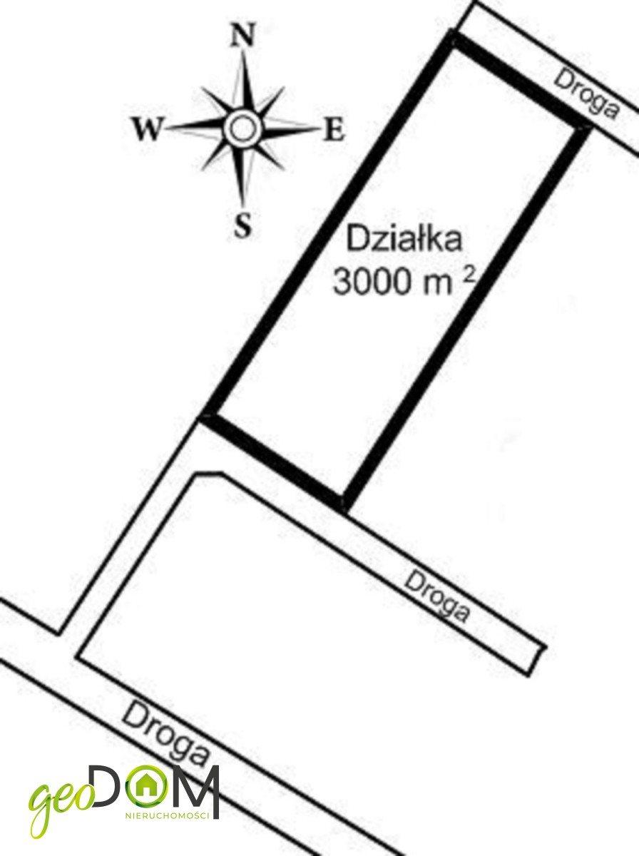 Działka budowlana na sprzedaż Chełm, Poleska  3000m2 Foto 9