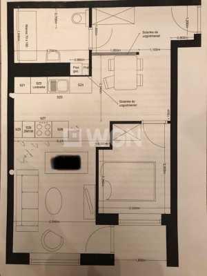 Mieszkanie dwupokojowe na sprzedaż Wrocław, Psie Pole, Perkusyjna  45m2 Foto 4