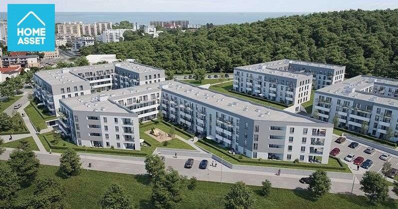 Mieszkanie czteropokojowe  na sprzedaż Gdynia, Nasypowa  59m2 Foto 1