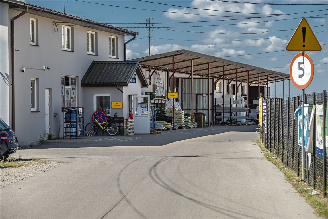 Lokal użytkowy na sprzedaż Goworowo, ul. Goworowo  25492m2 Foto 8