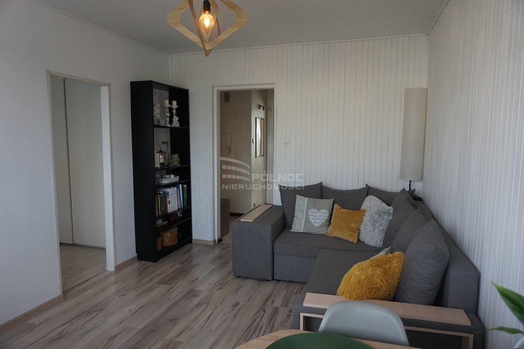 Mieszkanie trzypokojowe na sprzedaż Pabianice, M-4 umeblowane, dostępne od zaraz, plus garaż  48m2 Foto 9