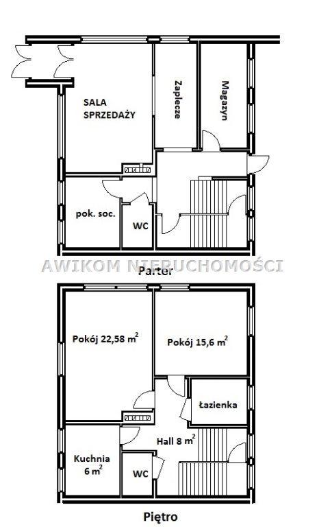 Dom na sprzedaż Skierniewice, os. Widok  156m2 Foto 1