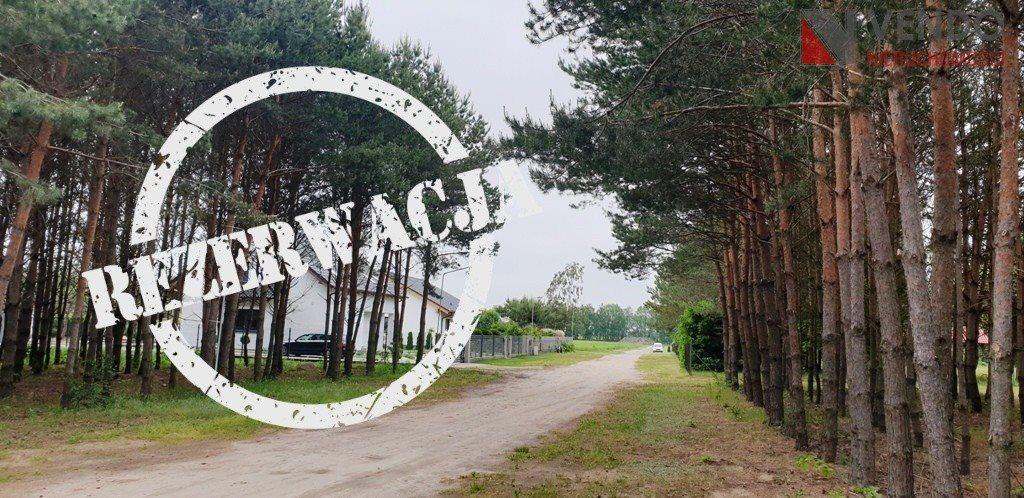 Działka budowlana na sprzedaż Wierzyce  1500m2 Foto 1