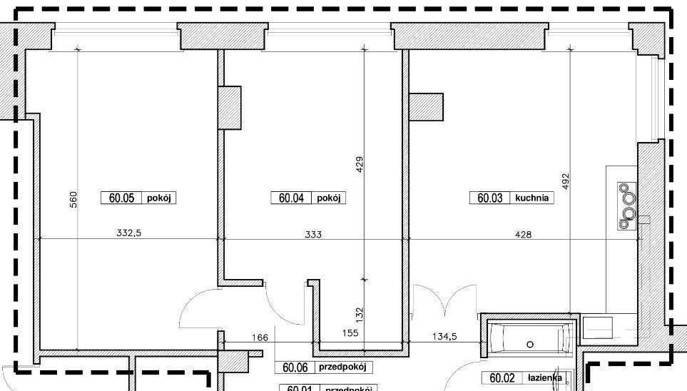 Mieszkanie trzypokojowe na wynajem Warszawa, Śródmieście  72m2 Foto 7