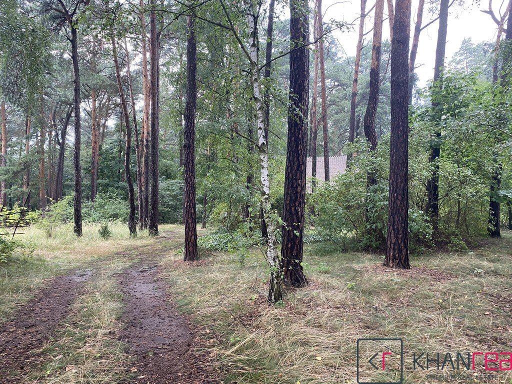 Działka leśna z prawem budowy na sprzedaż Józefów  2860m2 Foto 10