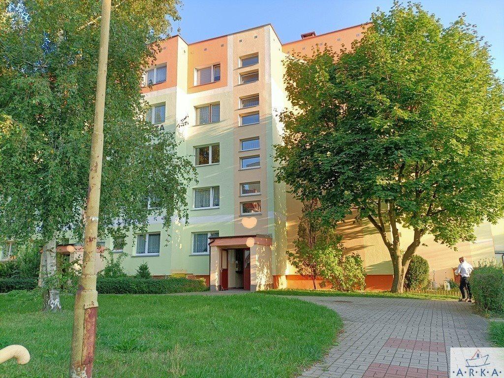 Mieszkanie dwupokojowe na sprzedaż Szczecin, Książąt Pomorskich, Łucznicza  49m2 Foto 1