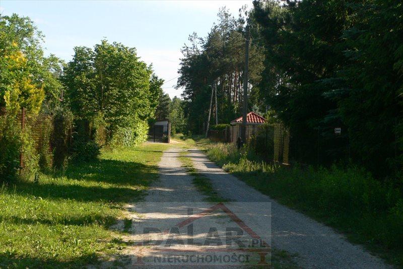 Działka budowlana na sprzedaż Chynów, Nowe Grobice  3499m2 Foto 1