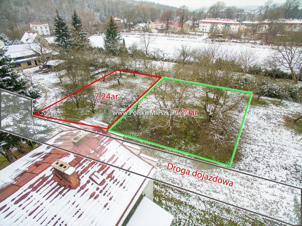 Działka budowlana na sprzedaż Przemyśl, J. Słowackiego  709m2 Foto 2