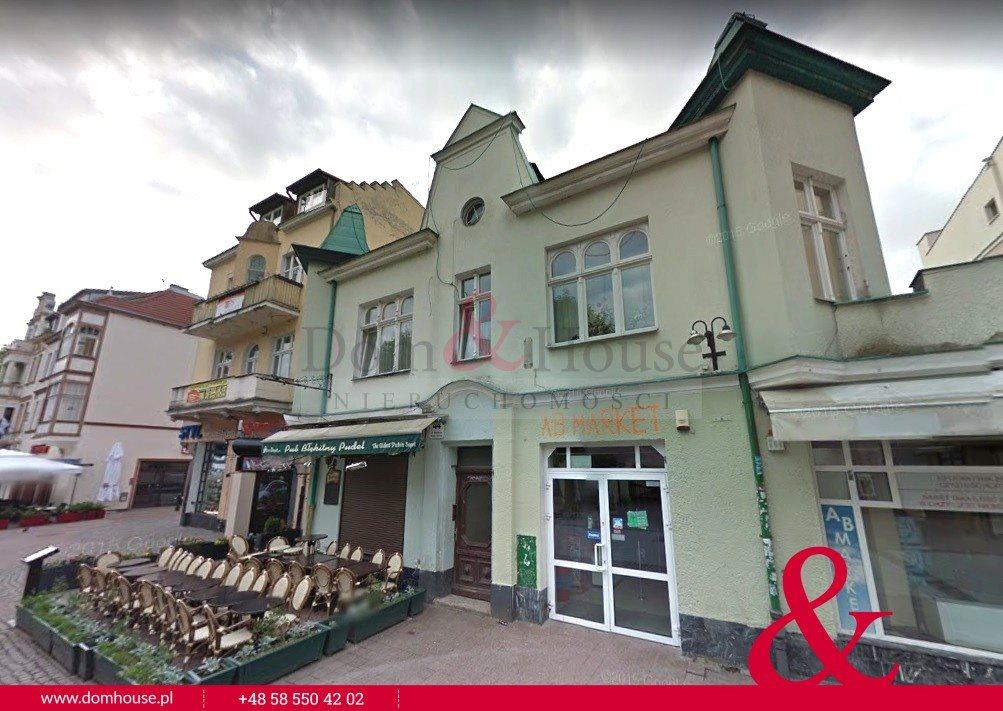 Lokal użytkowy na sprzedaż Sopot, Centrum, Bohaterów Monte Cassino  330m2 Foto 1