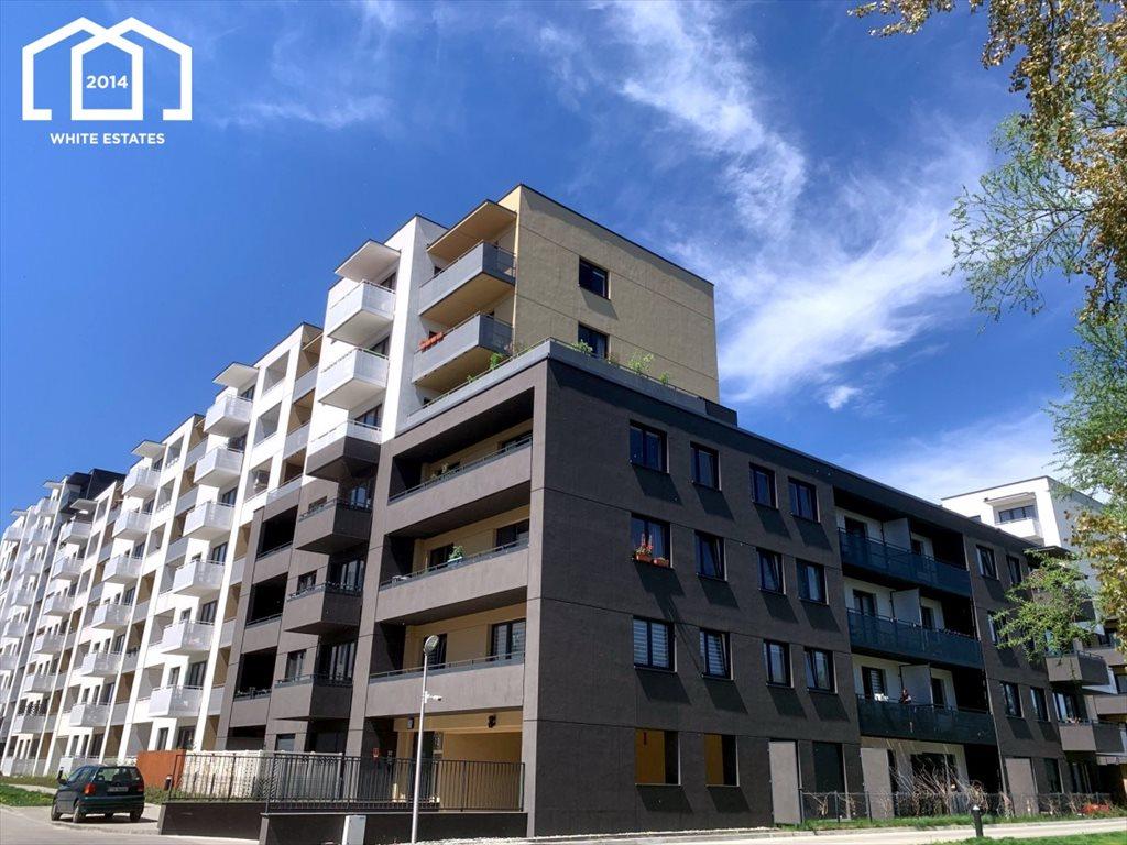 Mieszkanie dwupokojowe na sprzedaż Kraków, Bonarka, Walerego Sławka  91m2 Foto 1