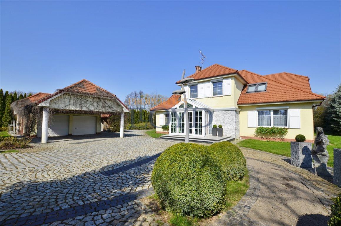 Luksusowy dom na sprzedaż Oborniki Śląskie, Zielona  300m2 Foto 11