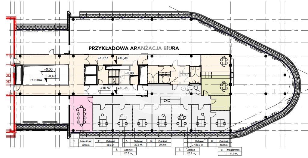 Lokal użytkowy na wynajem Gdynia, Mały Kack, Sportowa  1006m2 Foto 8