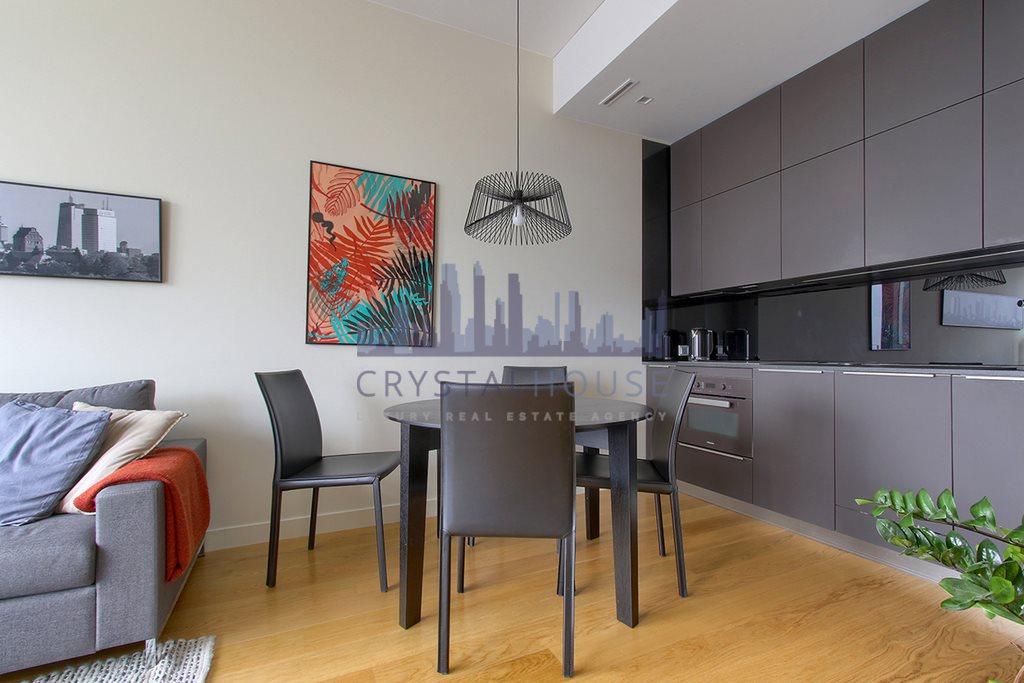 Mieszkanie dwupokojowe na wynajem Warszawa, Śródmieście, Twarda  53m2 Foto 5