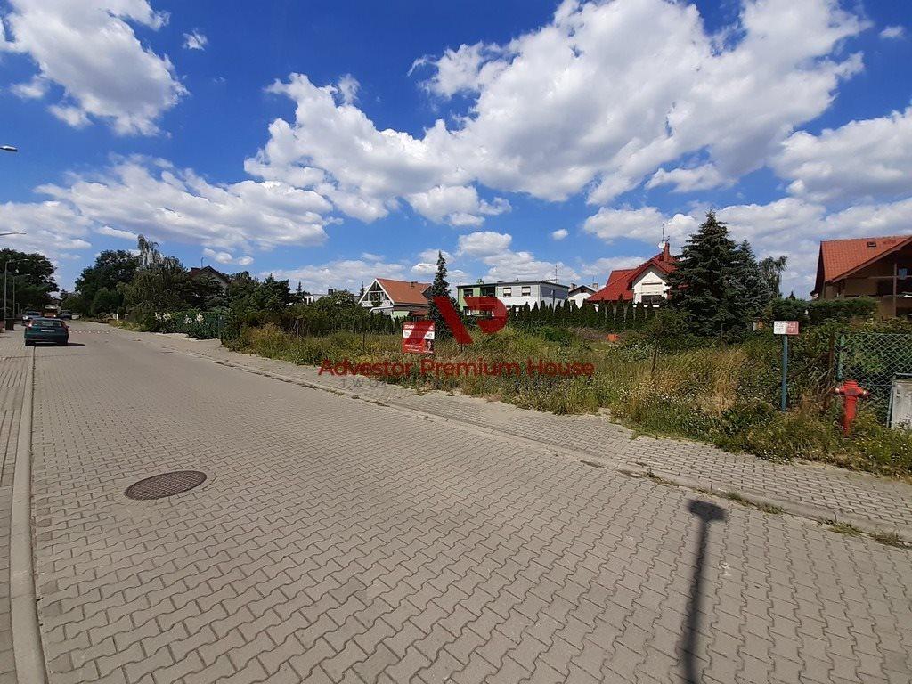 Działka budowlana na sprzedaż Poznań, Nowe Miasto, Wiewiórcza  544m2 Foto 2