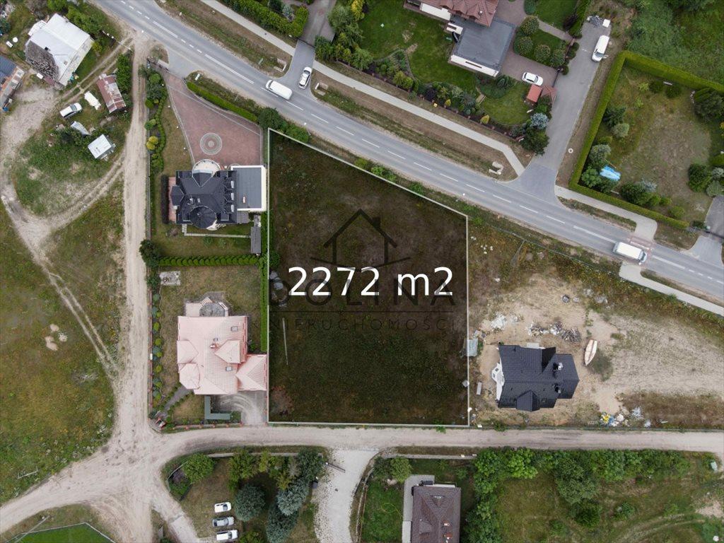 Działka budowlana na sprzedaż Chwaszczyno, Dobrzewińska  2272m2 Foto 1