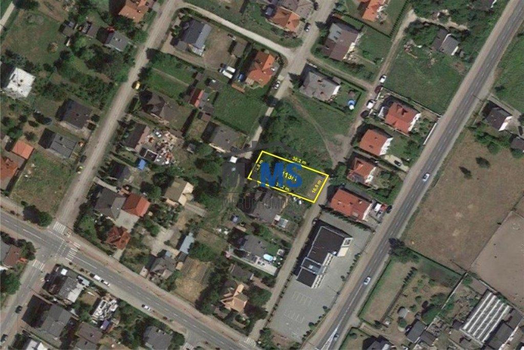 Działka budowlana na sprzedaż Rumia, Fiołkowa  620m2 Foto 1