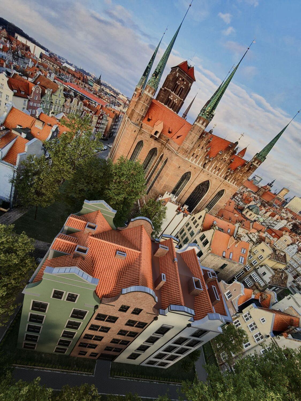 Lokal użytkowy na wynajem Gdańsk, Stare Miasto, Mariacka  222m2 Foto 1